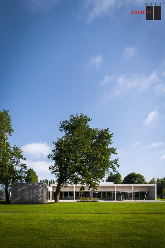 After-School Child Care Gistel / Buro II & Archi+I, © Klaas Verdru