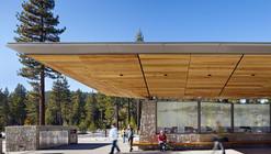 Tahoe City Transit Center / WRNS Studio