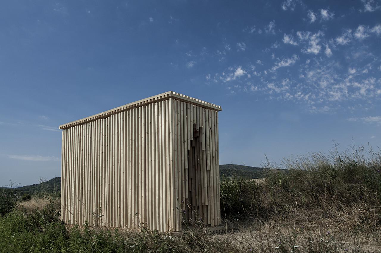 Hello Wood 2013: Un paso más cerca!, POLIPHONY. Imagen © Kékesi Donát