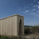 Hello Wood 2013: Un paso más cerca! POLIPHONY. Imagen © Kékesi Donát