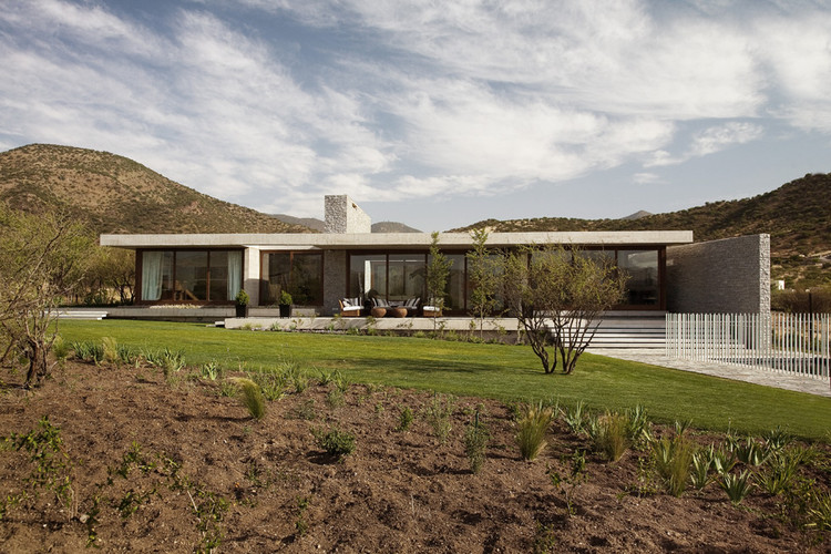 Casa Claro / Juan Carlos Sabbagh, © Francisca Polanco