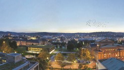 Citizen and Media Centre Winning Proposal / Henning Larsen Architects