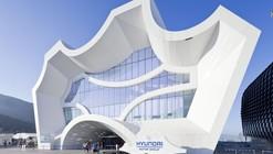 Hyundai Pavilion / Unsangdong Architects