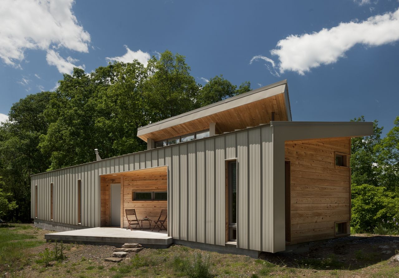 Gallery Of Ridge House Grid Architects 13