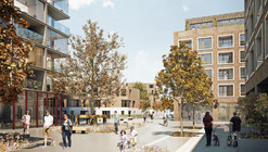 Agar Grove Estate Redevelopment Proposal / Hawkins\Brown