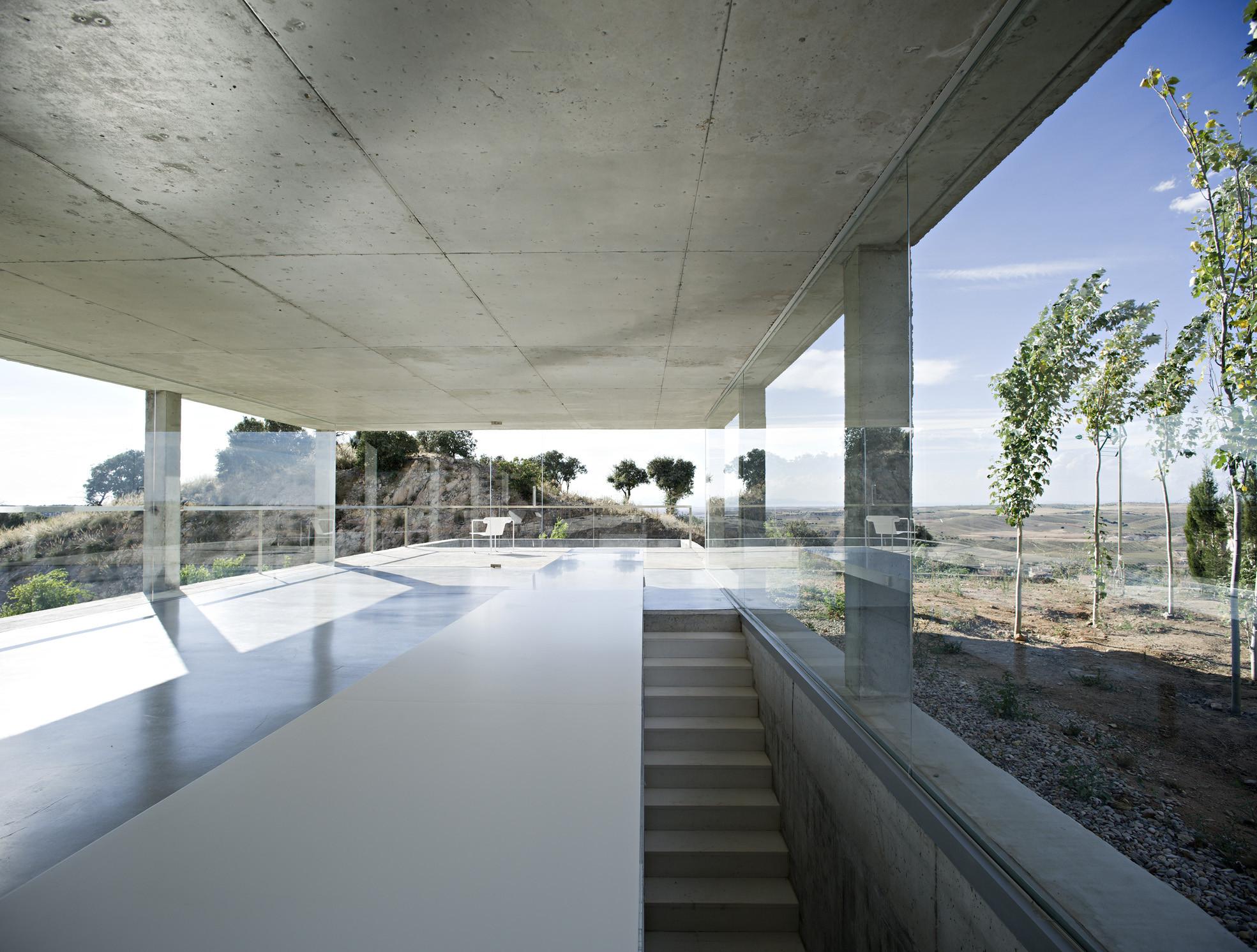Gallery of rufo house alberto campo baeza 7 - Casa campo baeza ...