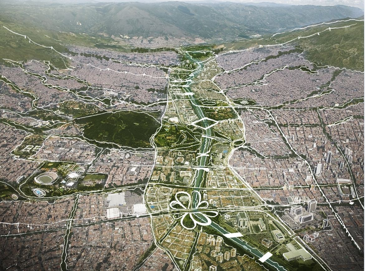 Urban Current[s] Competition Entry / L+CC + Taller 301 + openfabric, Courtesy of L+CC + Taller 301 + openfabric