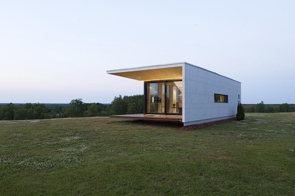 Passion House M1 / Architect 11, Courtesy of Architect 11