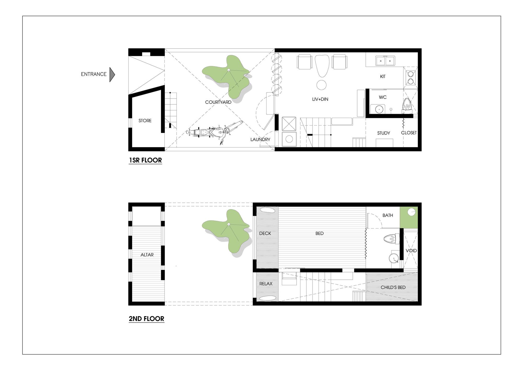 Tremendous Kn House Adrei Studio Architecture Archdaily Largest Home Design Picture Inspirations Pitcheantrous
