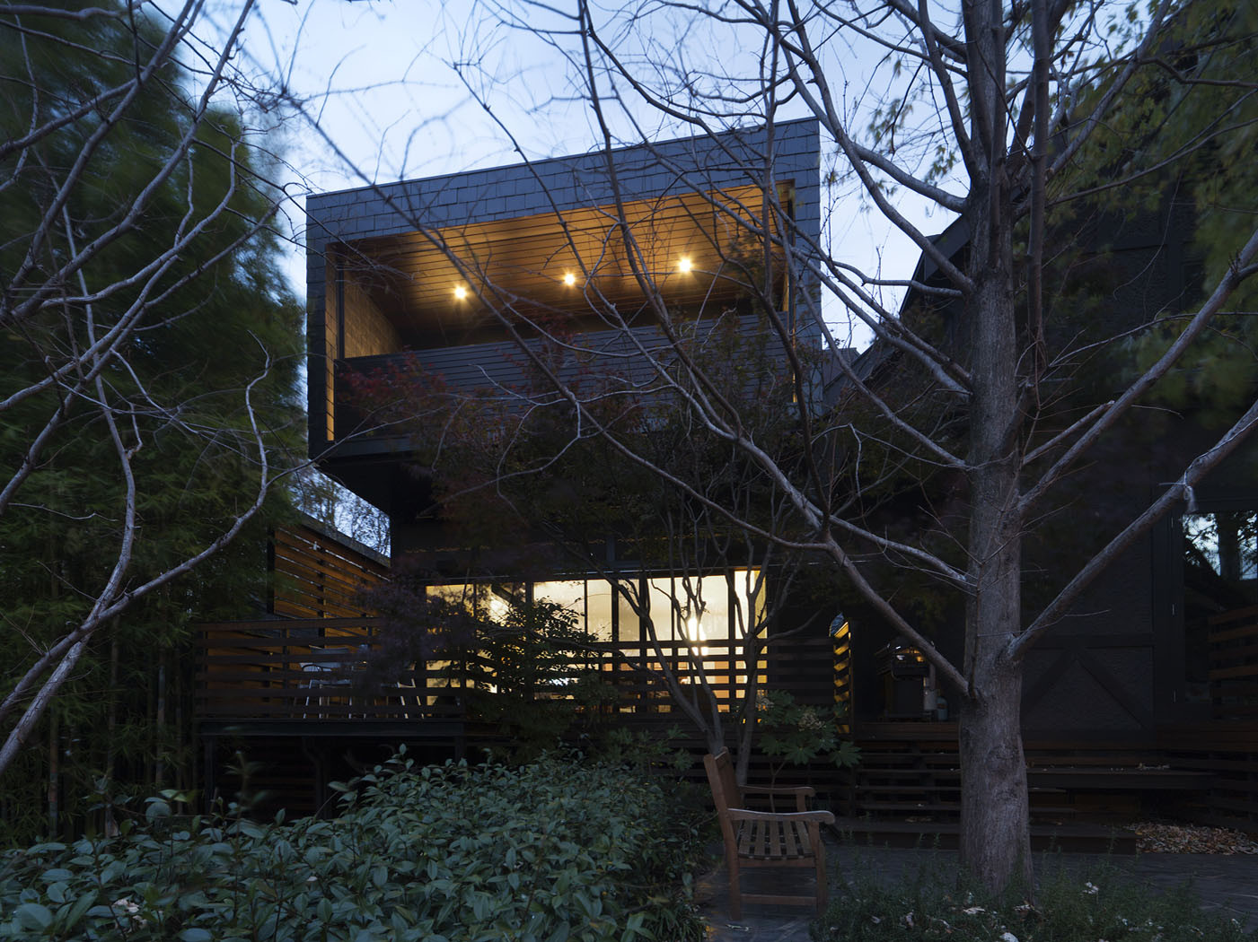 Douglas Street / Wolveridge Architects, © Ben Hosking