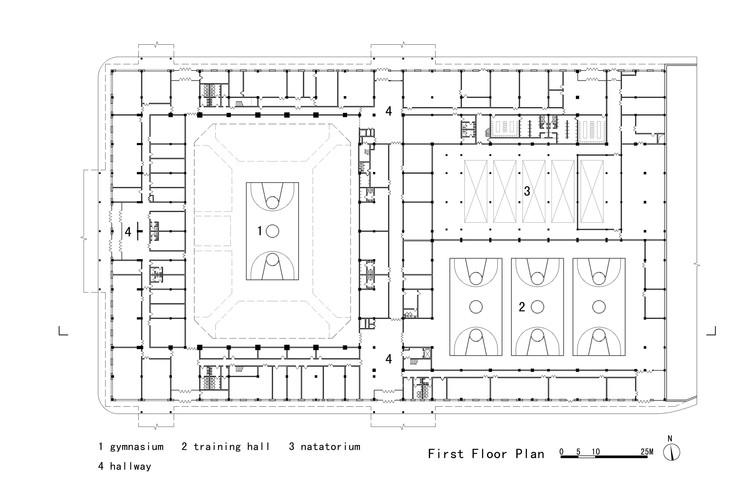 Sport center business plan