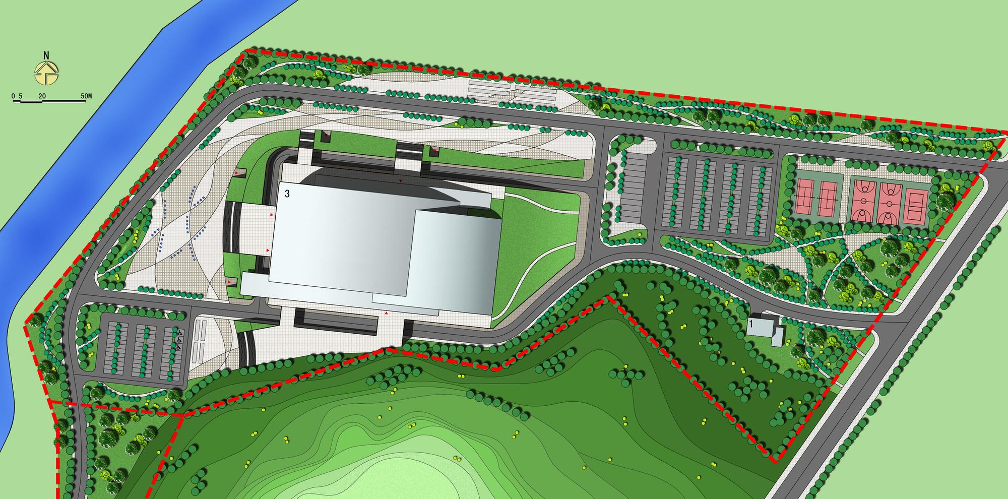 Multi Sport Complex Sample Business Plan