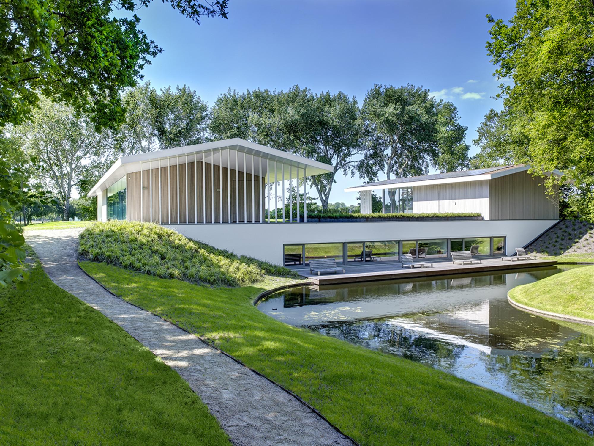 House L / Grosfeld van der Velde Architecten , © Marcel Briaire