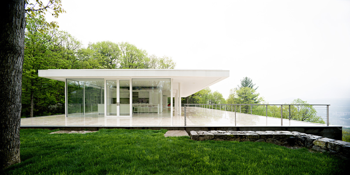 The Olnick Spanu House / Alberto Campo Baeza, © Javier Callejas