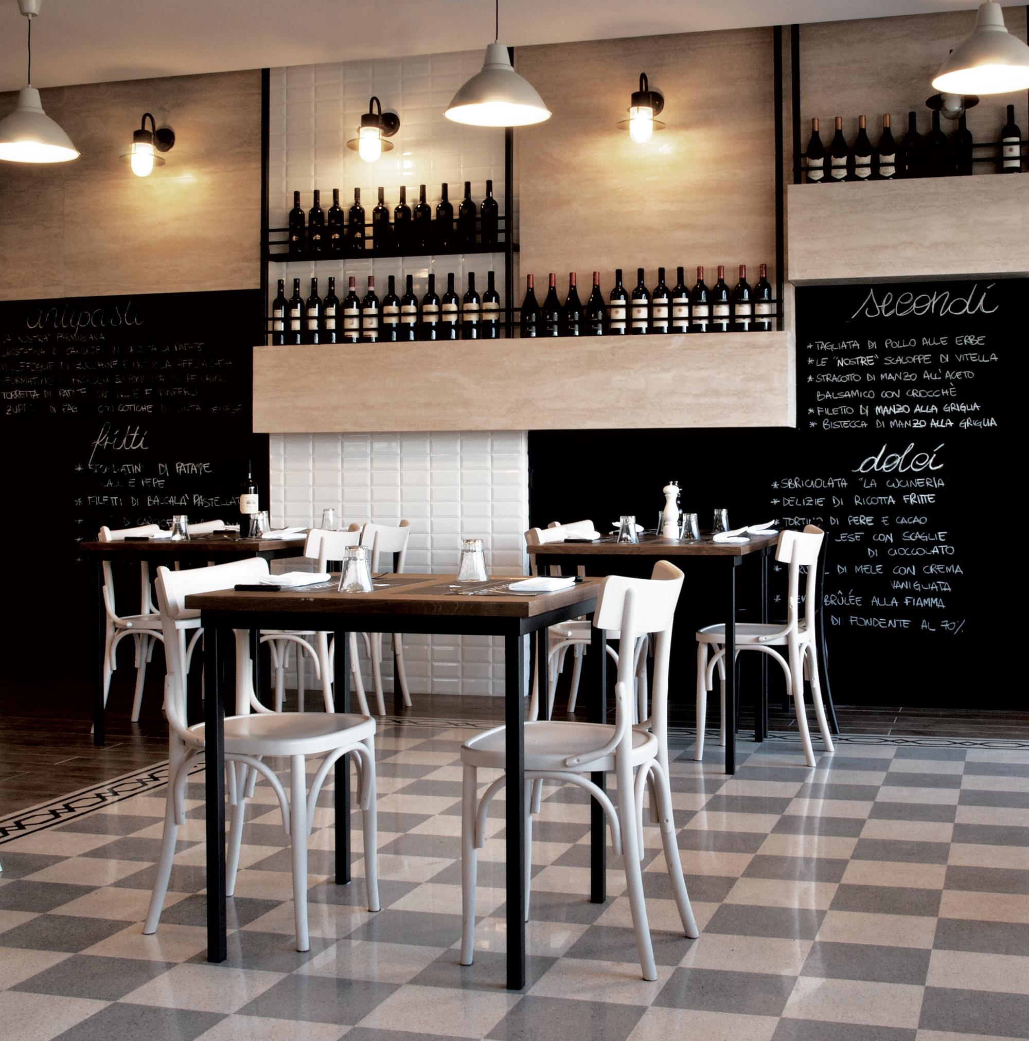 Gallery of la cucineria noses architects 8 - La cucineria roma ...