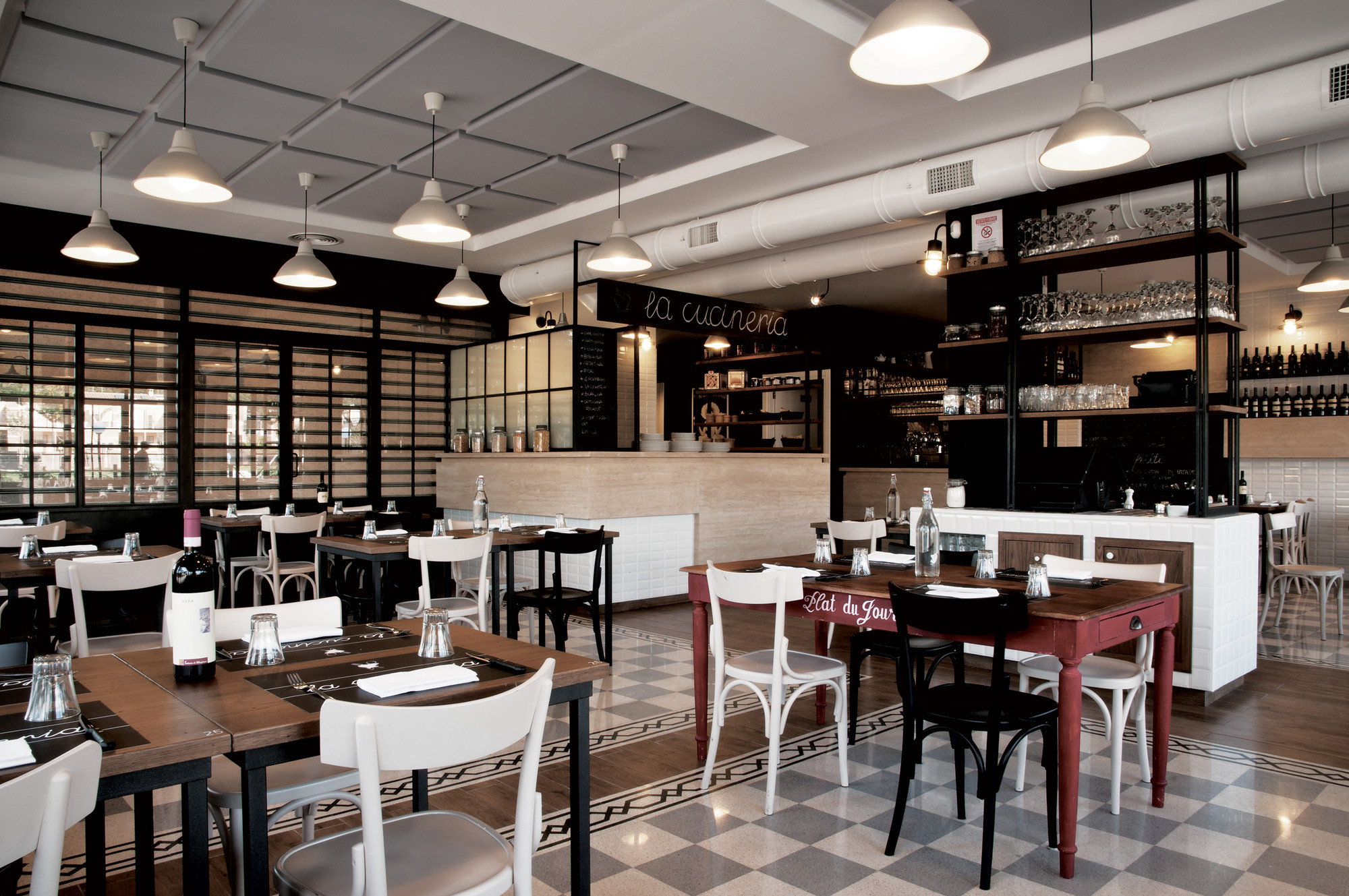Gallery Of La Cucineria Noses Architects 13