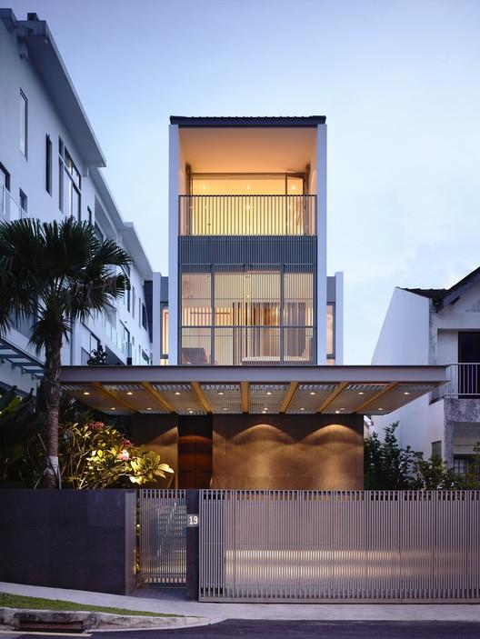 Jln Angin Laut / Hyla Architects, © Derek Swalwell