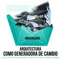"""5ta versión Cátedra Jorge Montes """"Arquitectura como generadora de cambio""""  / Guatemala Courtesy of Universidad del Istmo"""