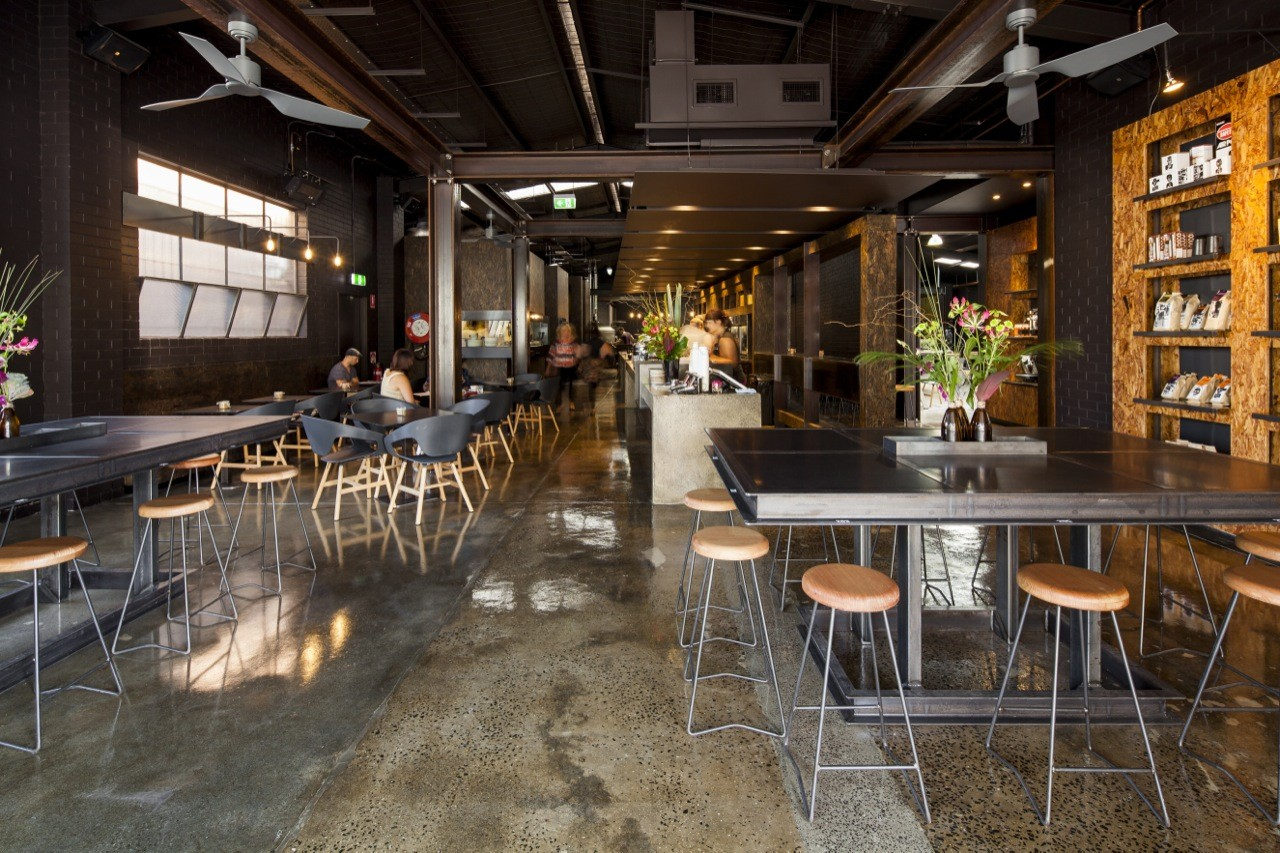 Gallery Of Code Black Coffee Zwei Interiors Architecture 7
