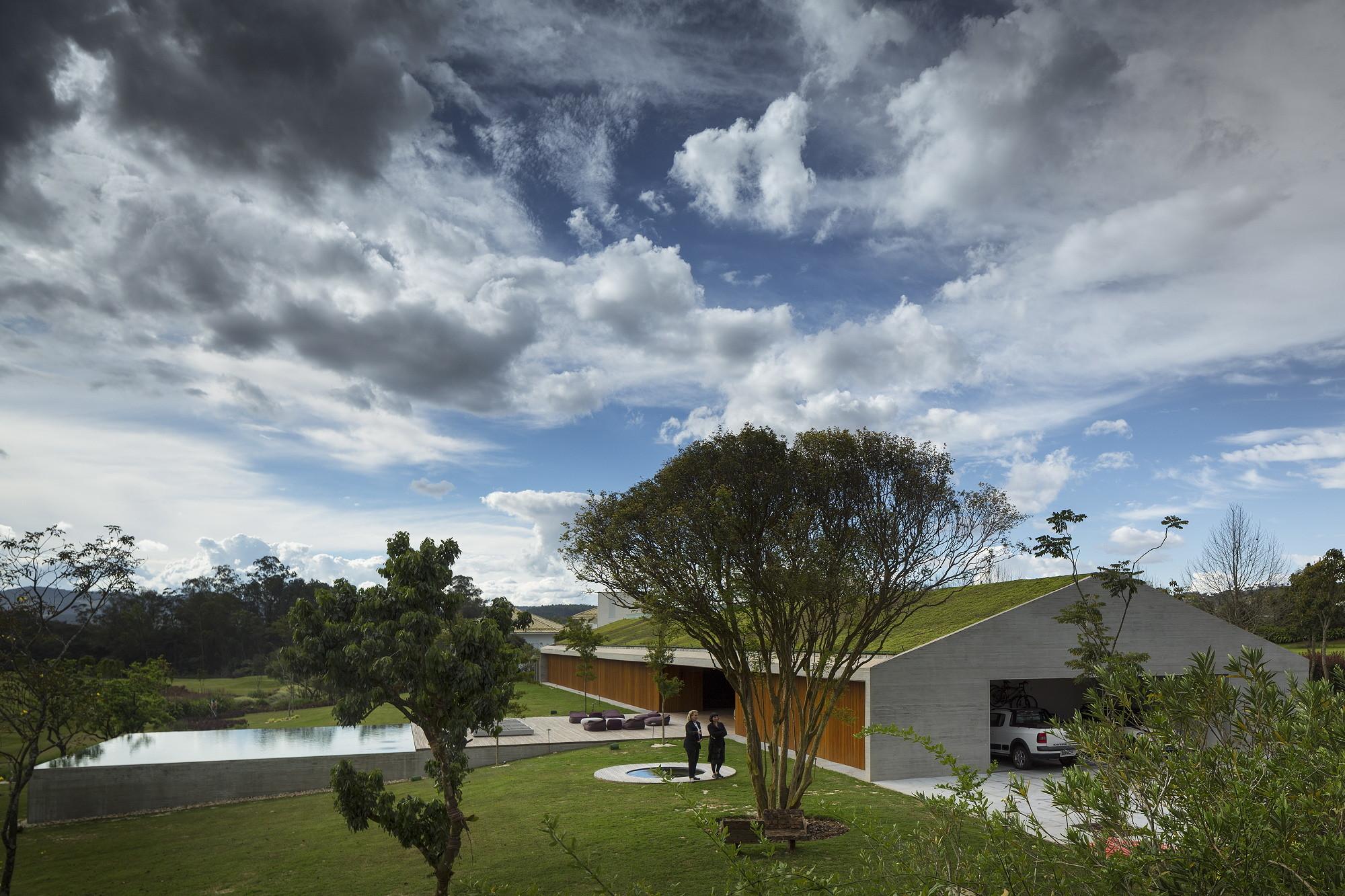 MM House / Studio MK27 - Marcio Kogan + Maria Cristina Motta, © FG+SG - Fernando Guerra