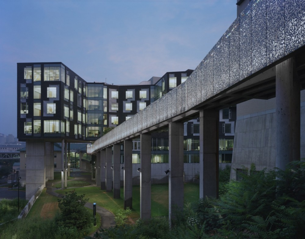 Carnegie Mellon University | Tag | ArchDaily