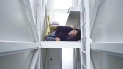 Jakub Szczesny's Keret House Open for Residence