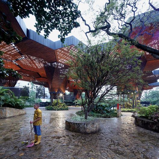 Orquideorama by Plan B Architects + JPRCR Architects © Cristobal Palma