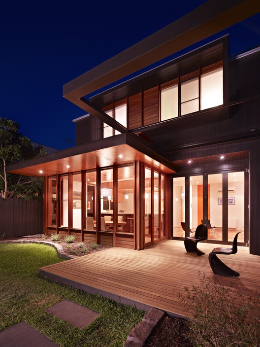 Clifton Hill House / Nic Owen Architects, © Rhiannon Slatter