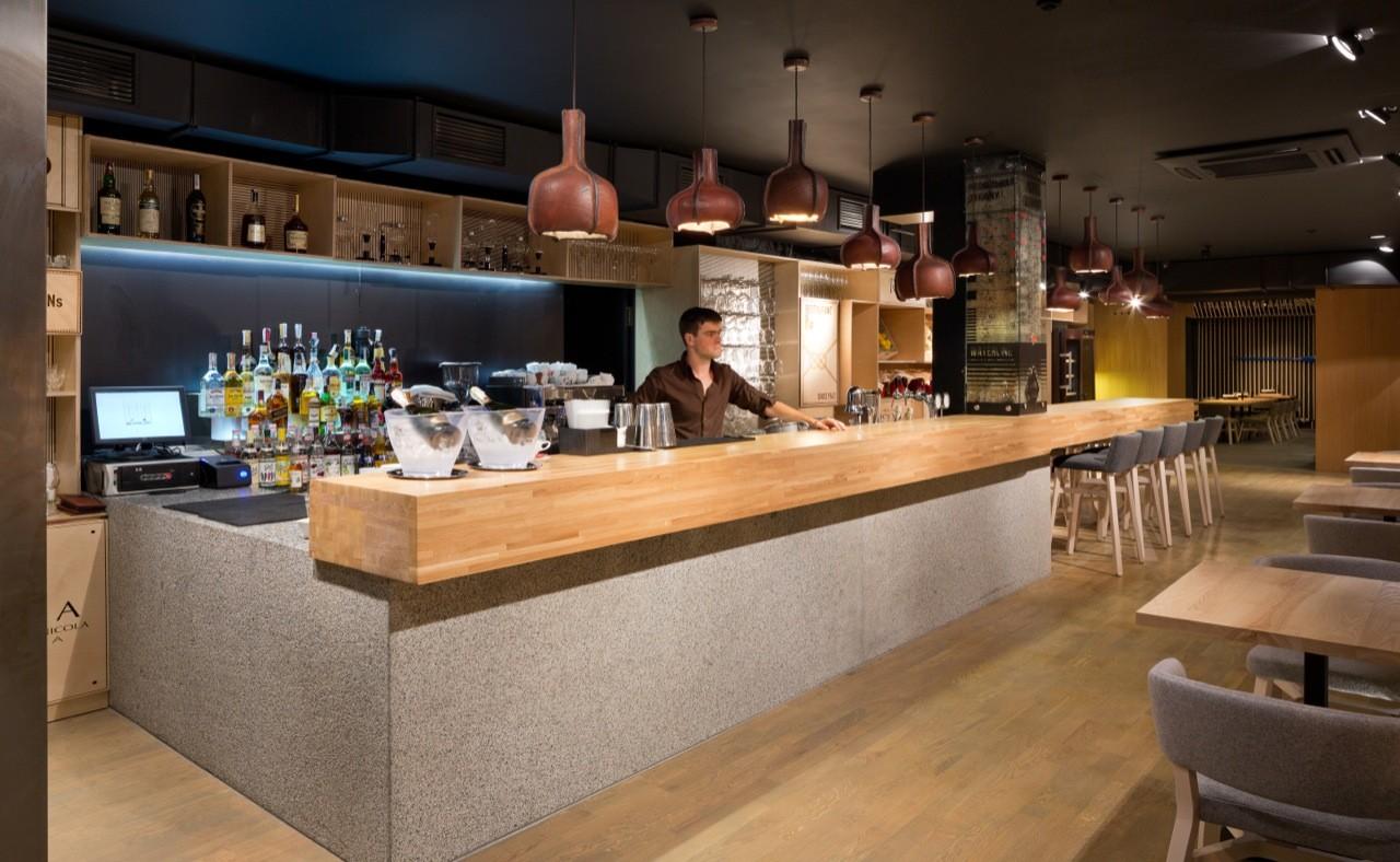 Gallery Of Restaurant Odessa YOD Design Lab 10