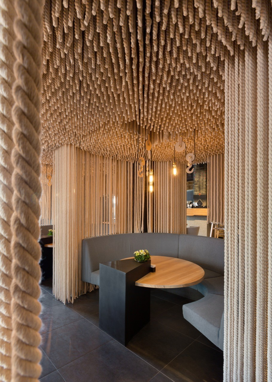 Gallery of restaurant quot odessa yod design lab