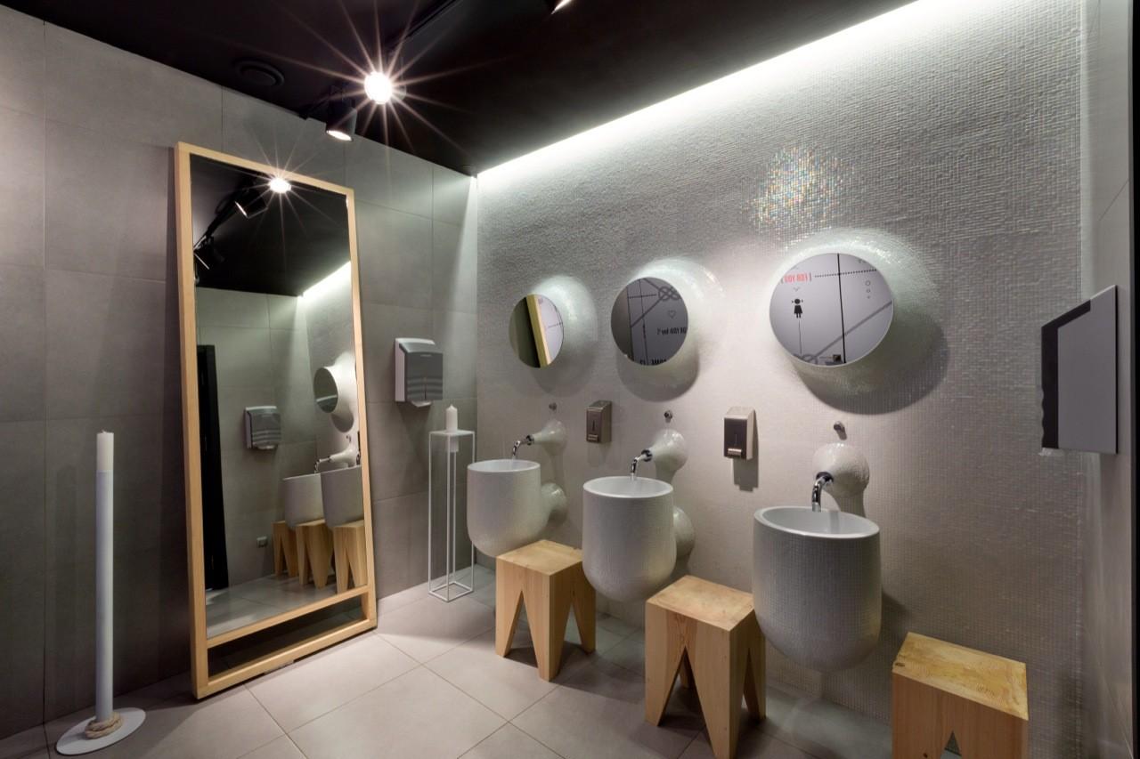 """gallery of restaurant """"odessa"""" / yod design lab - 19"""
