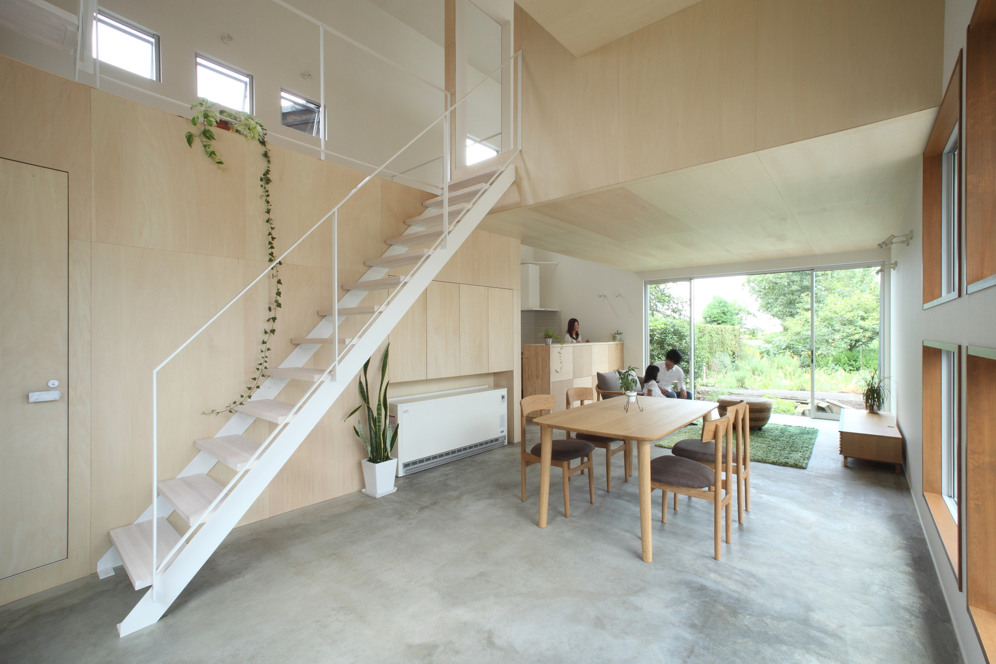 Azuchi House / ALTS Design Office, Courtesy of ALTS Design Office