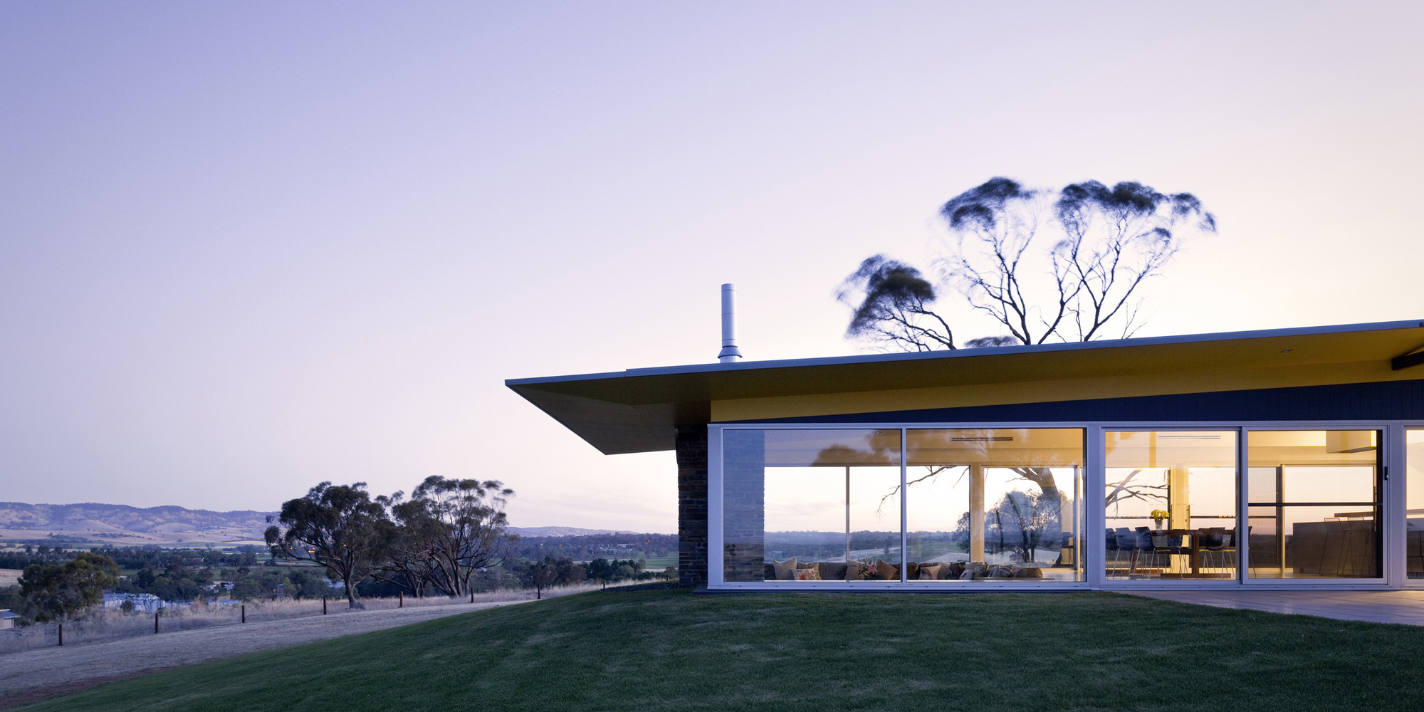 Barossa house max pritchard architect archdaily for Architects south australia