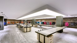 VIGOSS Textile - Showroom and Design Office  / Zemberek Design Office
