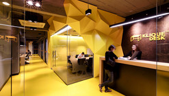 Kliquedesk / Studio of Design and Architecture  + K2design
