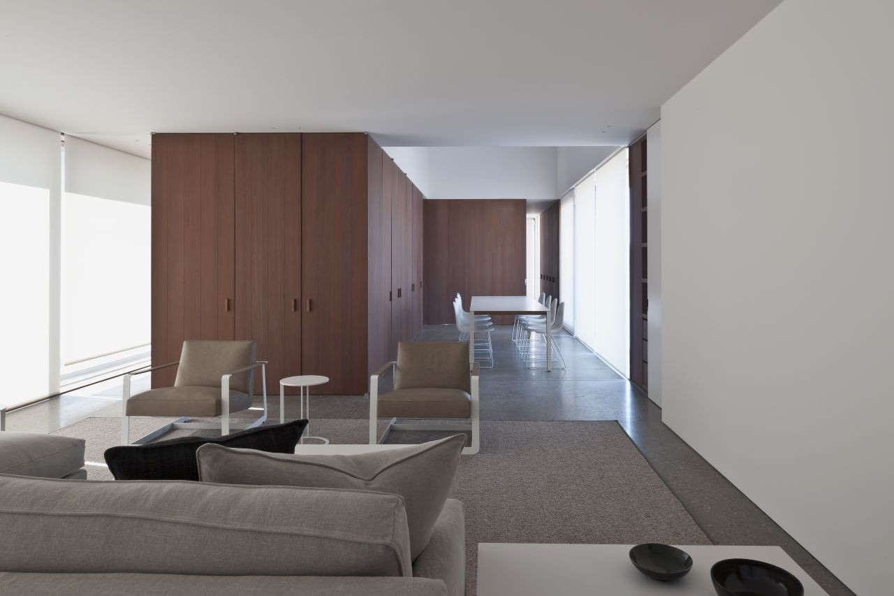 Gallery of dc2 residence vincent van duysen architects 3 for Interieur architect