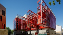 Version Rubis Housing / Jean-Paul Viguier Architecture