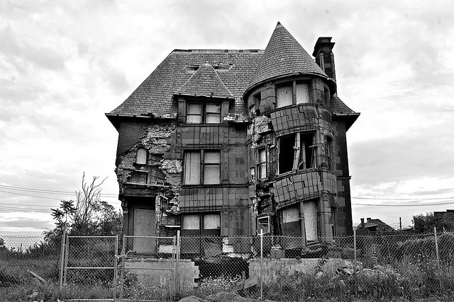 The Sustainable Initiatives Deconstructing Detroit, Image via Flickr. Image © Groovnick