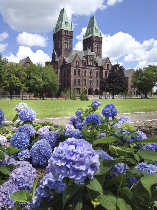 Deborah Berke to Redesign Landmarked Richardson Olmsted Complex in Buffalo, © Joe Cascio