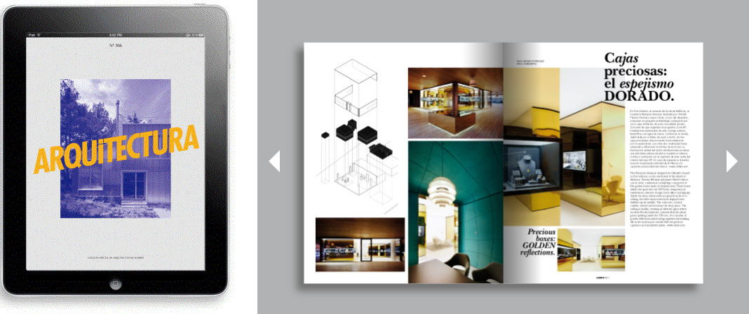 Revista Arquitectura del COAM n 366 ahora disponible en papel digital