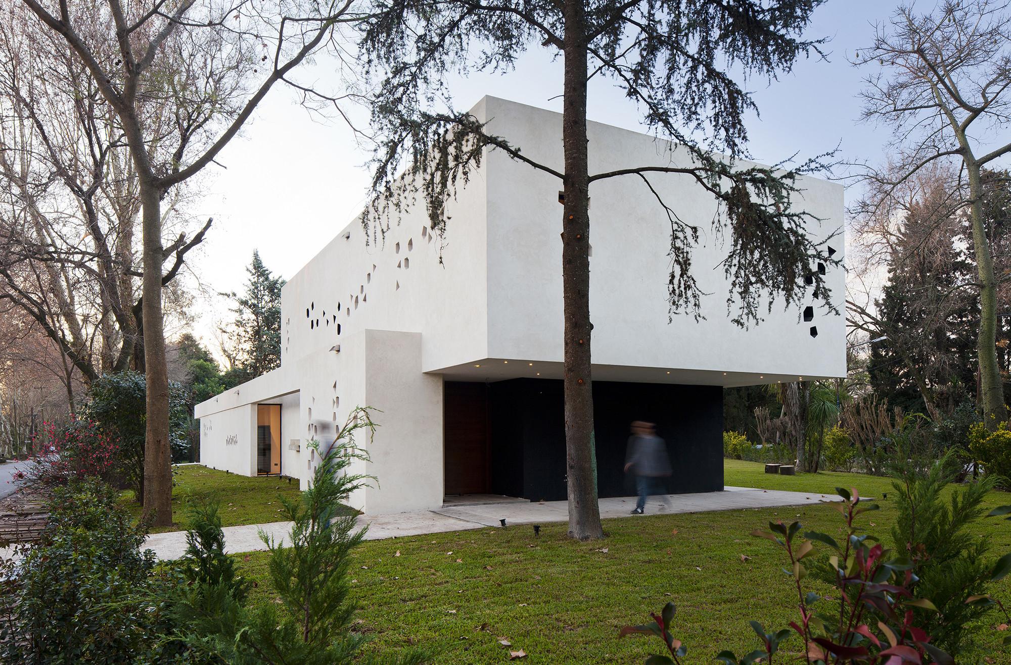 BLLTT House / Enrique Barberis, © Alejandro Peral