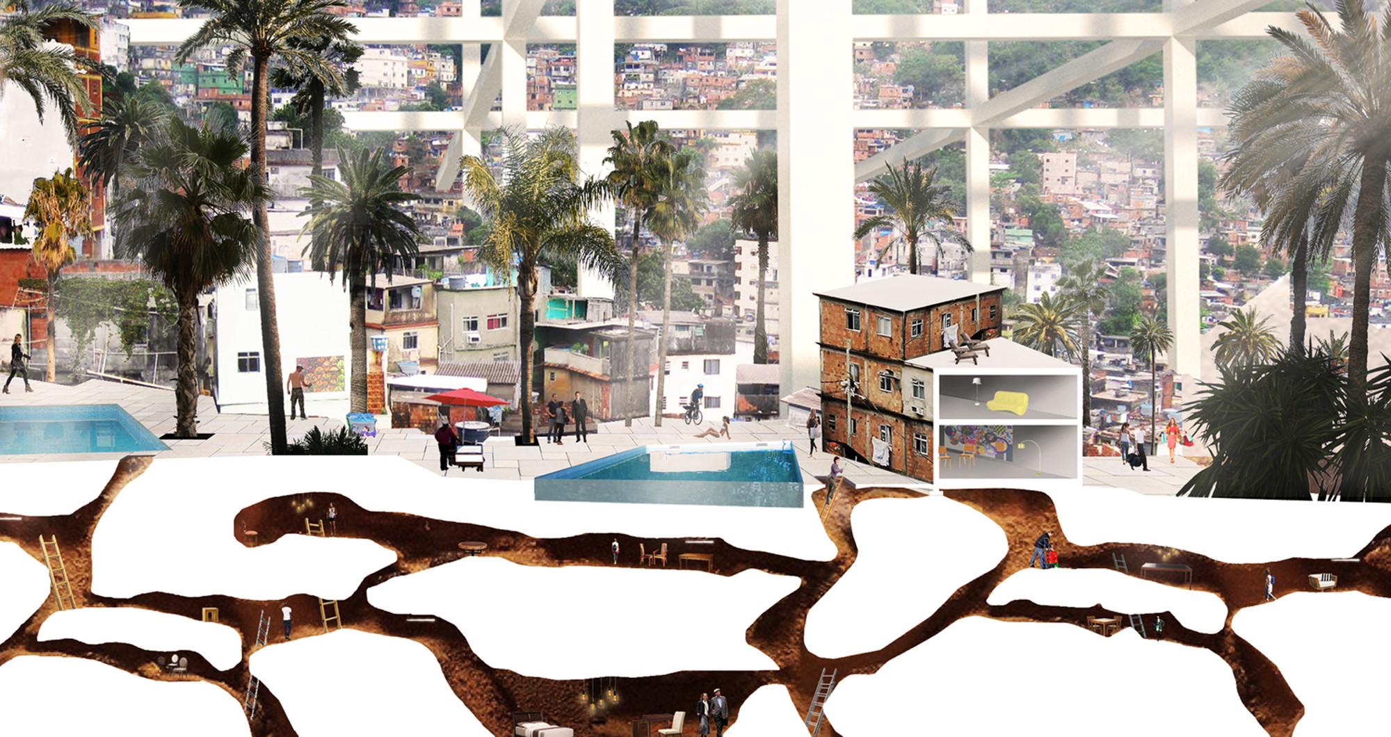 favillas. Image Courtesy of Buro AD + Spectacle