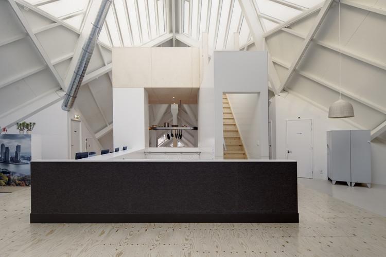 Exodus Cube / Personal Architecture, © René de Wit