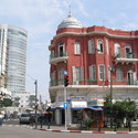 The Nordau Hotel by Yehuda Magidovitch, 1925. Image Courtesy of Wikimedia Commons
