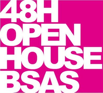 """48 hrs Open House Buenos Aires ¿Nunca sentiste curiosidad por entrar en la casa de otro?"""""""