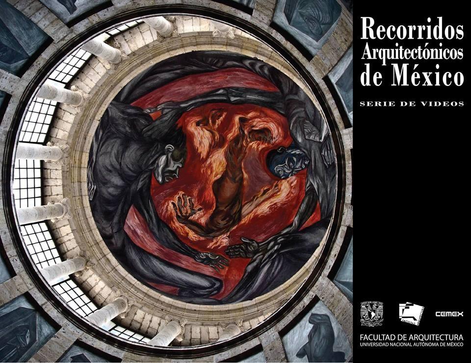 Serie de videos: Recorridos Arquitectónicos de México en la UNAM, Cortesía de UNAM
