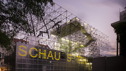 Schaustelle / J. Mayer H. Architects