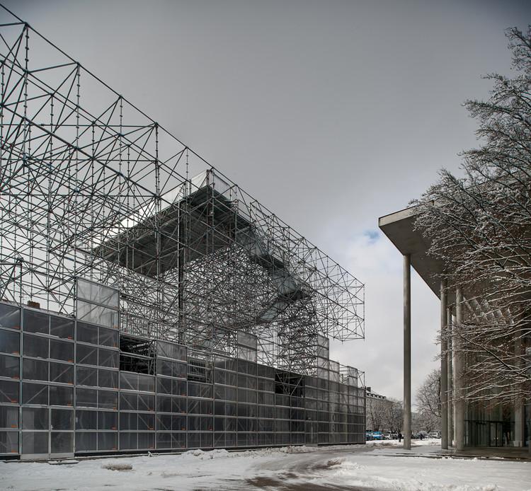 Rainer Viertlböck, 2013 © Fotograf / Pinakothek der Moderne