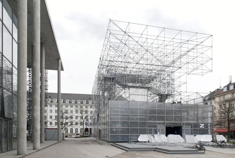 Markus Lanz © Pinakothek der Moderne