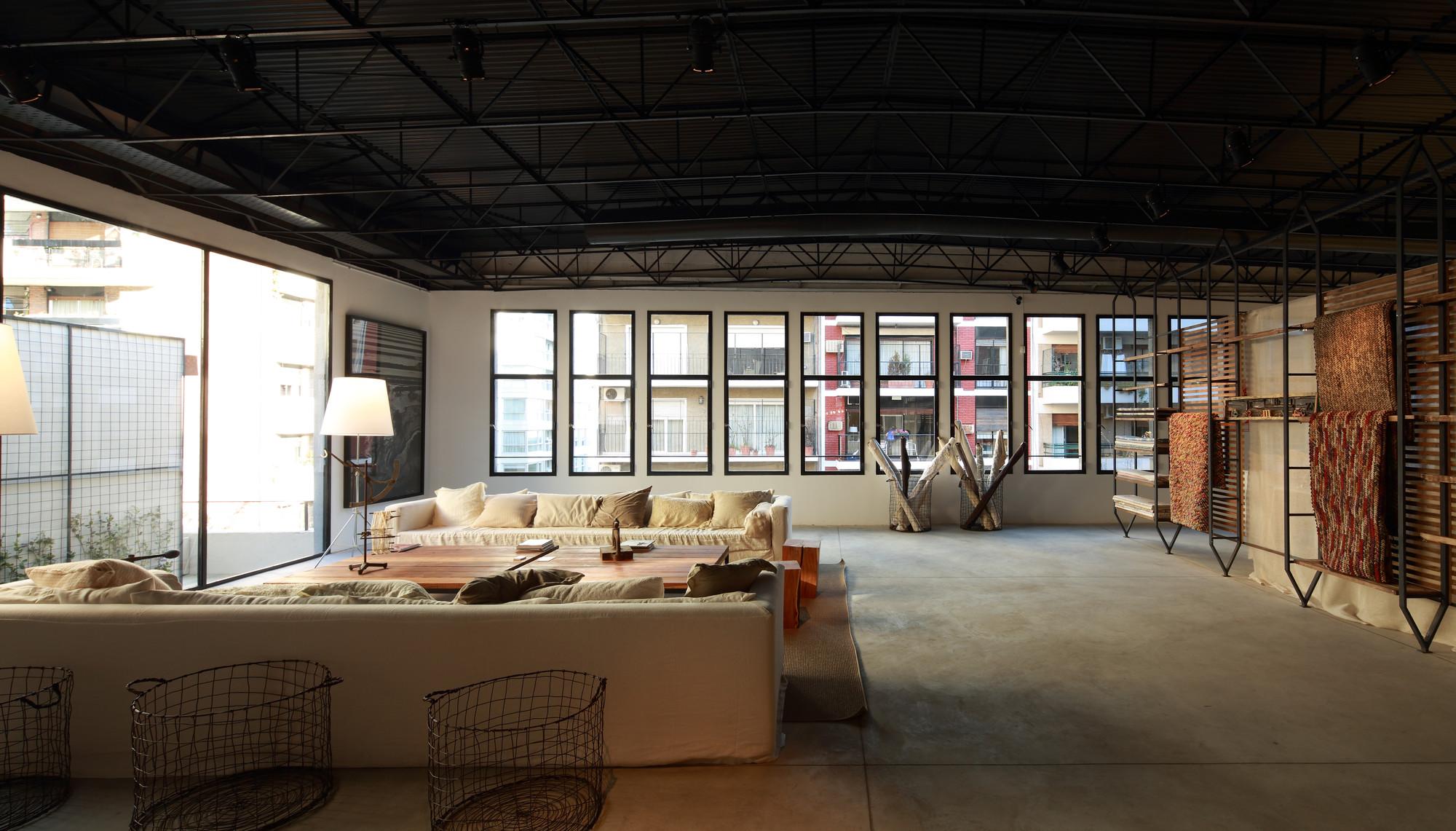 Textiles del Sur Offices / Ana Smud